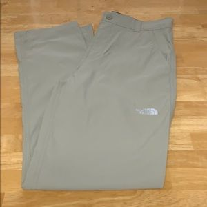 The North Face boy's lightweight khaki pants